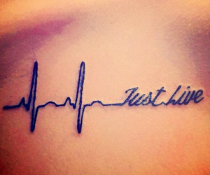 heart, want it, and life image