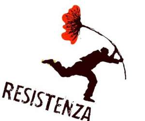 antifascism and resistenza image