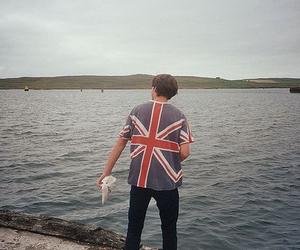 boy, uk, and vintage image