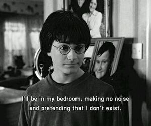 harry potter, quotes, and movie image