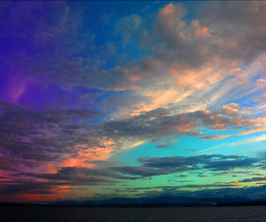 sky, colors, and photography image