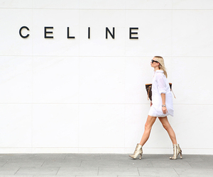 celine, fashion, and style image