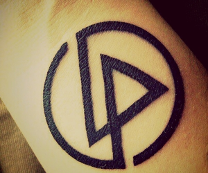 tattoo and linkin park image