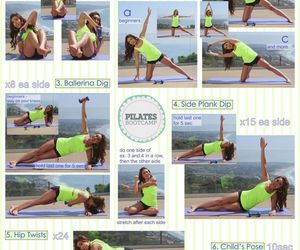 abs, fit, and workout image