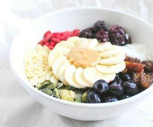 fruit, banana, and healthy image