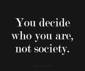 quote and society image