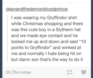 funny, gryffindor, and harry potter image