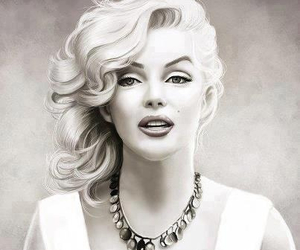 Marilyn Monroe, monroe, and marilyn image