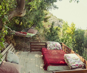 bed, outdoors, and <3 image