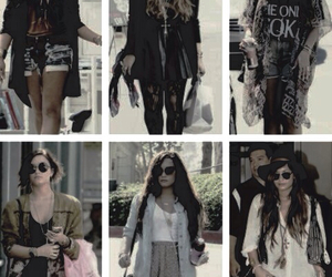 clothes, Collage, and demi lovato image