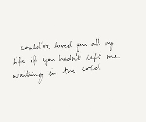 Lyrics and Taylor Swift image