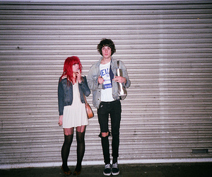 friends, boy, and red hair image
