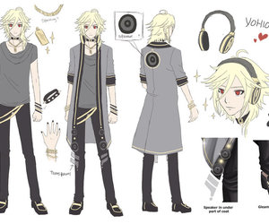 vocaloid and yohioloid image