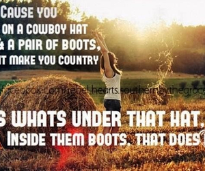country, cowgirl up, and southern girl image