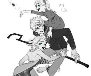 jelsa and elsa image