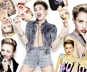 background, beautiful, and miley image