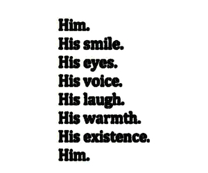 him, perfect, and love image