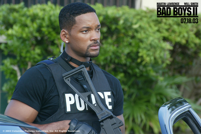 Movie Photos Will Smith In Columbia S Bad Boys Ii 2003
