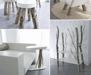 branch, diy, and table image