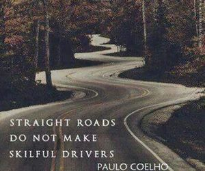 quotes, life, and road image