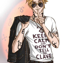 jace, the mortal instruments, and shadowhunters image