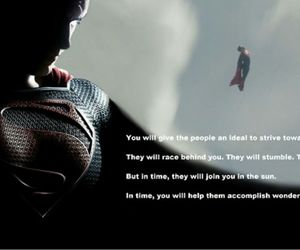 clark, superman, and man of steel image