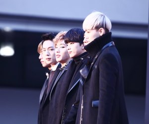 b.a.p, zelo, and daehyun image
