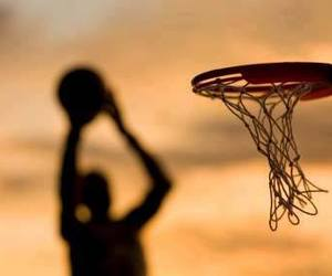 Basketball and life image
