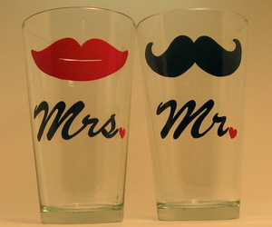 mrs mr mustaches image
