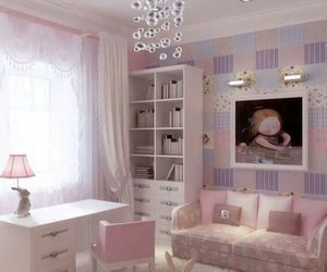 bedroom, creative, and decoration image