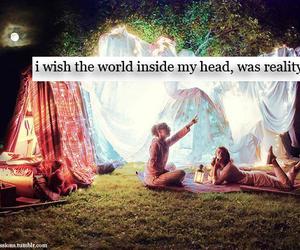 dreams, fantasy, and quote image