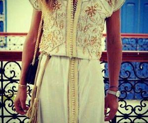 fashion, gold, and morocco image