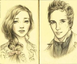 les miserables, love, and cosette image