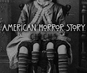 ahs, circus, and american horror story image