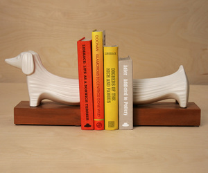 bookends, decoration, and Ceramic image