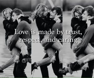 caring, respect, and trust image