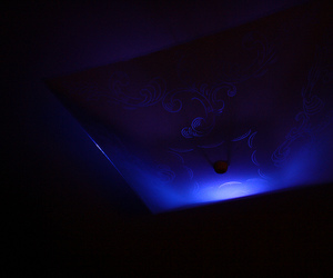 black light, photography, and cover image