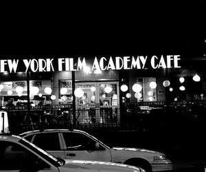 b&w, nyc, and photography image