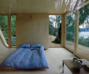 architecture and bed image