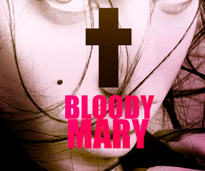 Lady gaga and bloody mary image