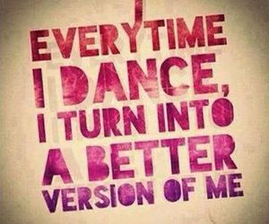 better, dance, and dancer image