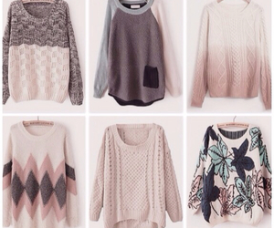 sweater, cool, and clothes image