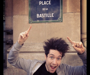 bastille, dan smith, and paris image