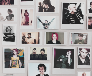 gerard way, my chemical romance, and gway image
