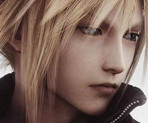 cloud strife and final fantasy 7 image