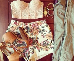 beautiful and outfit image