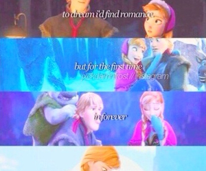anna, love, and frozen image