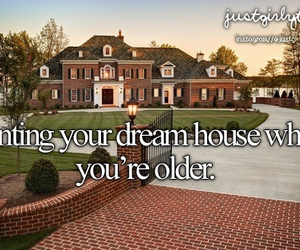 house, Dream, and dream house image