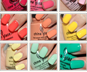 nails and awesome colours image