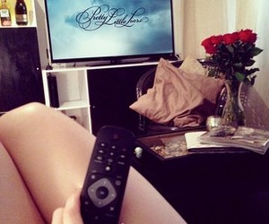 control, living room, and pretty little liars image